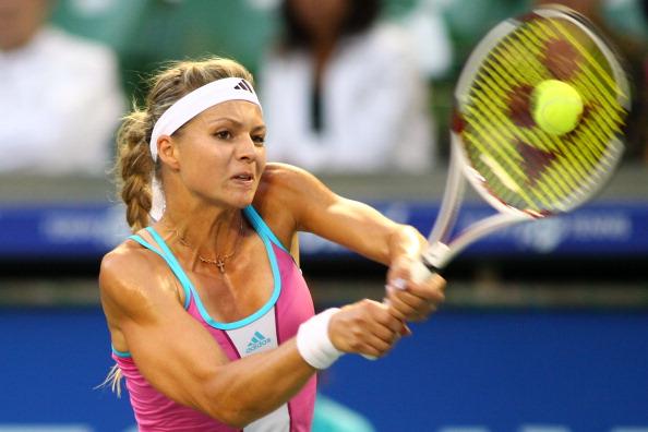 Мария Кириленко победила Саманту Стосур. Фоторепортаж  с теннисного турнира в Токио