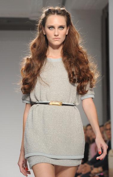 161 92811MODA 29 - Весна-лето 2012. Новые наряды для женщин от модного бренда Normaluisa на Неделе Миланской моды