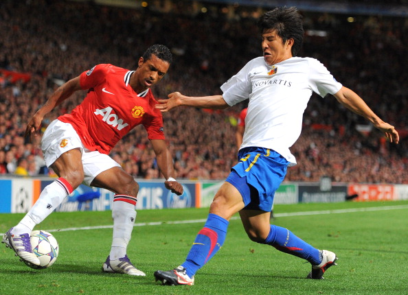 «Манчестер Юнайтед»  и  «Базель» в Лиге чемпионов сыграли вничью -3:3. Фоторепортаж  и видео с матча