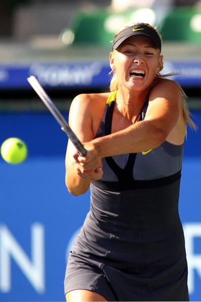 Мария Шарапова  вышла в четвертый  круг теннисного турнира в Токио. Фоторепортаж  с Toray Pan Pacific Open