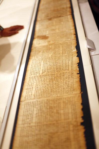 161 92811SVitki 2 - Cвитки Мертвого моря теперь доступны для обозрения в музее Иерусалима и  Интернете