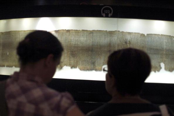 161 92811SVitki 5 - Cвитки Мертвого моря теперь доступны для обозрения в музее Иерусалима и  Интернете