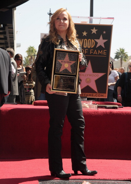 161 92811ZVEZDA 02 - Звезда Мелиссы Этеридж засияла на Аллее Славы в Голливуде