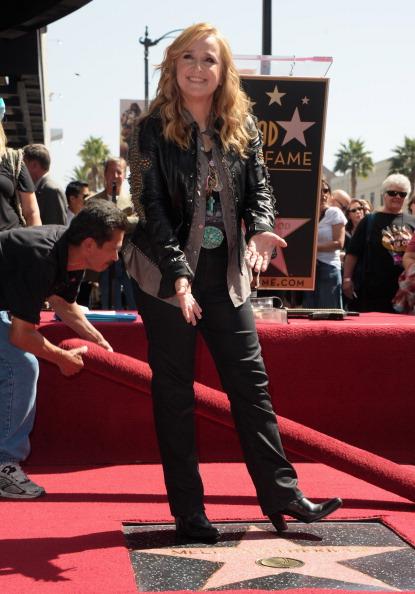 161 92811ZVEZDA 11 - Звезда Мелиссы Этеридж засияла на Аллее Славы в Голливуде