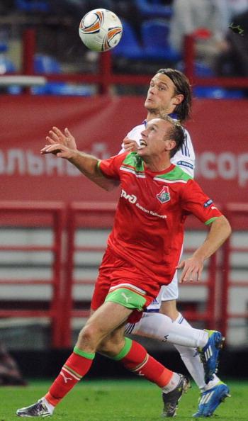 «Локомотив» проиграл «Андерлехту» со счетом 2:0. Фоторепортаж  и видео с матча