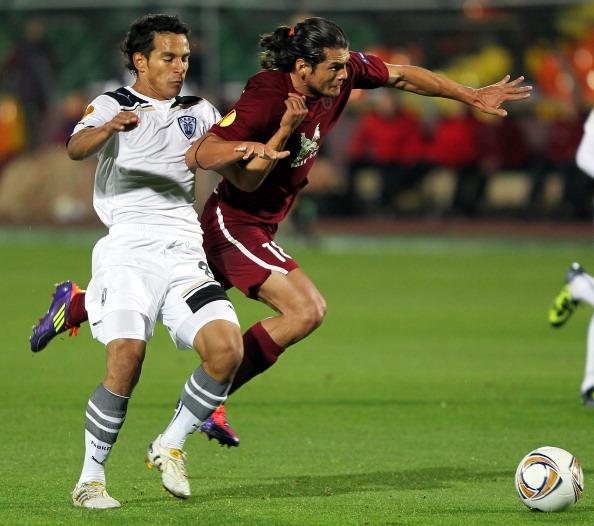 «Рубин» и Паок» сыграли вничью – 2:2. Фоторепортаж  и видео с матча