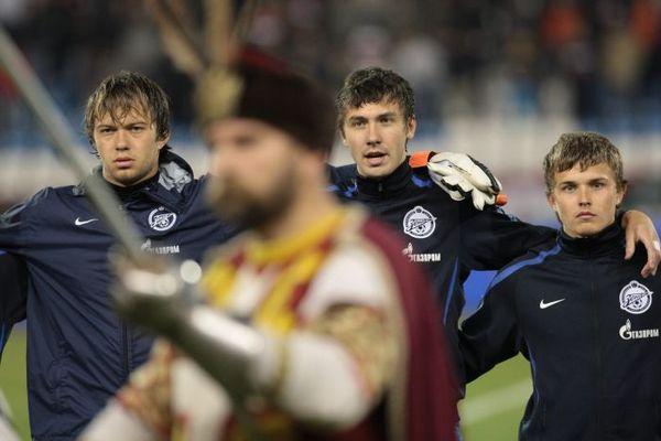 Путин в Сербии посмотрел матч «Зенита» с «Црвеной Звездой»