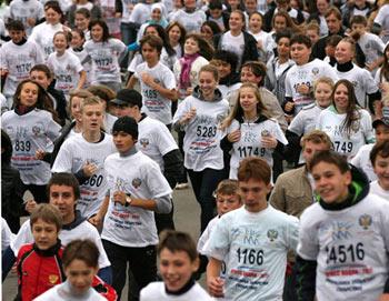 75 mytko - Мутко обсудил со студентами проблемы спорта во время забега на 2013 метров
