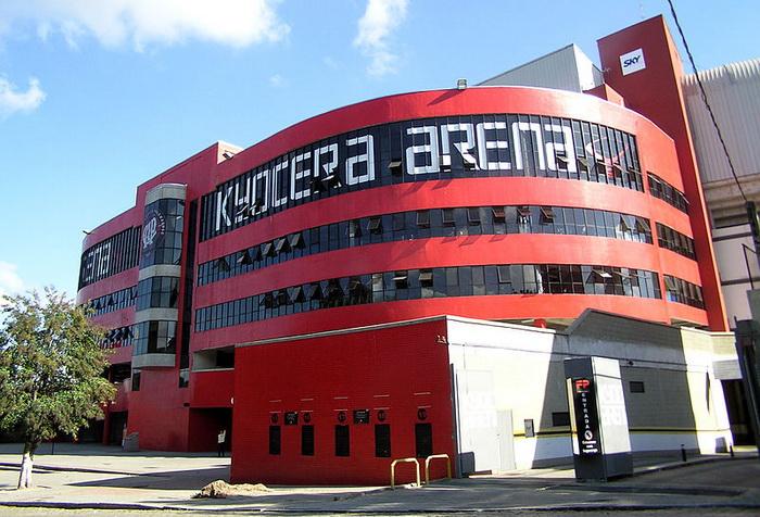 ФИФА: Один из бразильских стадионов опасен для проведения игр