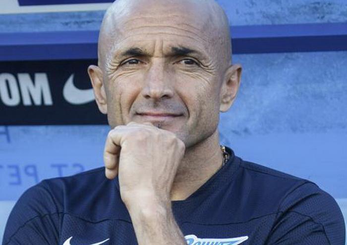 Спаллетти, несмотря на поражение, отметил хорошую игру «Зенита»