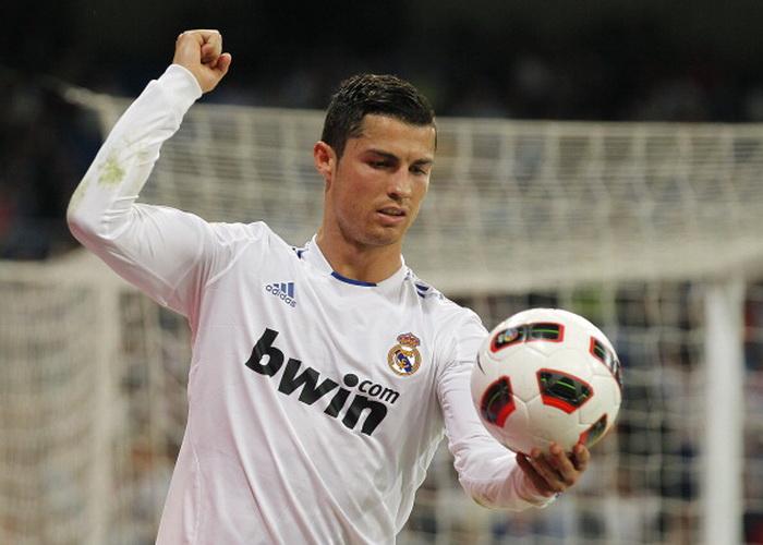Роналду установил новый рекорд в разгромном матче «Реала»