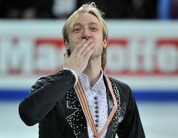 Евгений Плющенко готов уступить своё место чемпиону России