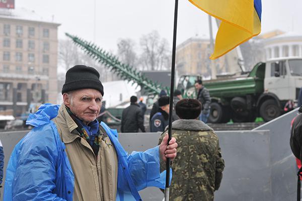 75 gorod 12 - Исчез палаточный городок предпринимателей на Майдане в Киеве