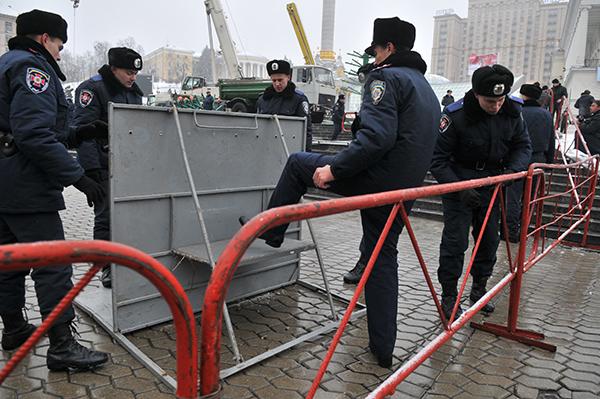75 gorod 15 - Исчез палаточный городок предпринимателей на Майдане в Киеве