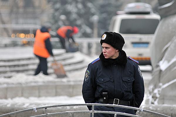 75 gorod 5 - Исчез палаточный городок предпринимателей на Майдане в Киеве