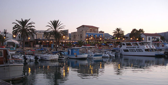 Города и курорты Кипра