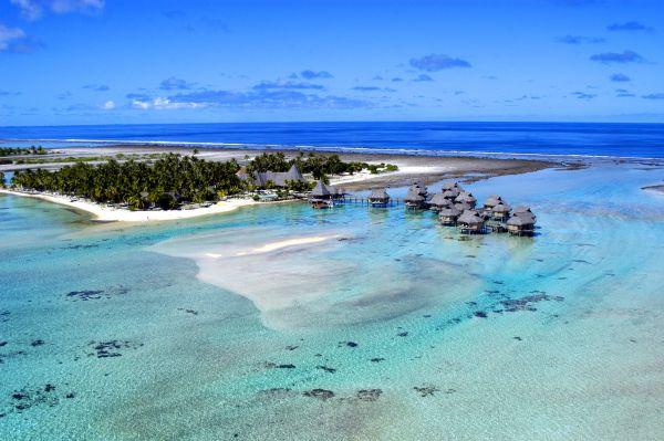 Райские острова Манихи и Тикехау