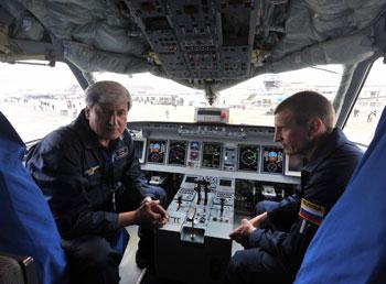 111 06042010 3 - Иран отказался от услуг российских пилотов