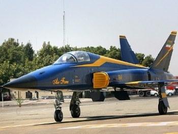 В Иране создали первую эксадрилью собственных истребителей