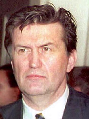 В Лондоне аресторван бывший вице-президент Боснии, Ганич