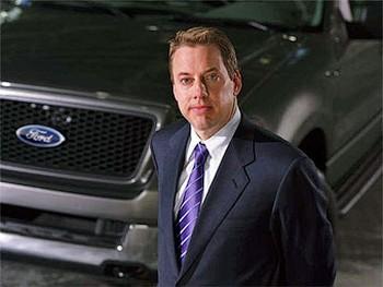 Глава компании Ford не получал зарплату пять лет