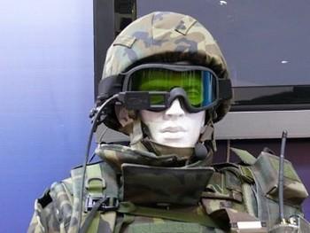 """В Испании начинаются испытания экипировки """"солдат будущего"""""""