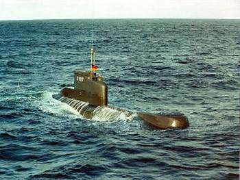 У Германии остались 4 подводные лодки