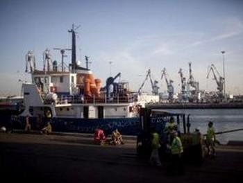 115 gazaO - Израиль освободит участников морского похода в Газу