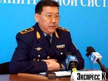115 otstavK - В Казахстане подал в отставку руководитель Комитета уголовно-исполнительной системы
