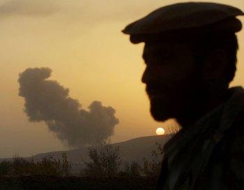 Серия терактов совершена в Афганистане