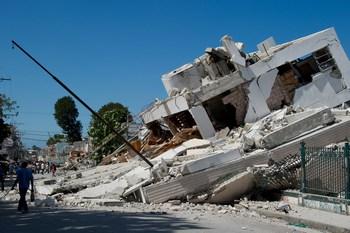 Число жертв на Гаити может  превысить сто тысяч человек