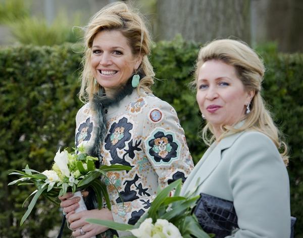 Королевство Нидерландов и парк цветов посетила Светлана Медведева. Фоторепортаж