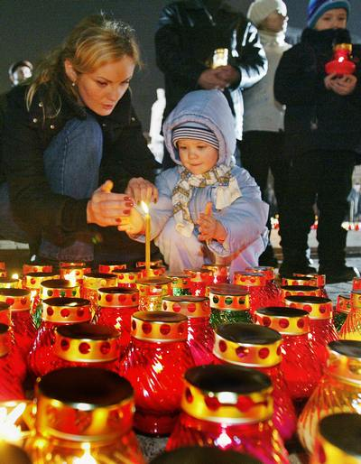 День памяти жертв геноцида