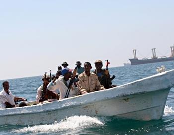 Китай заплатил за судно выкуп пиратам в сумме 4 млн долларов