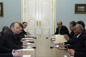 Россия и Ливия  заключили контракт о поставке оружия на сумму 1,3 млрд евро