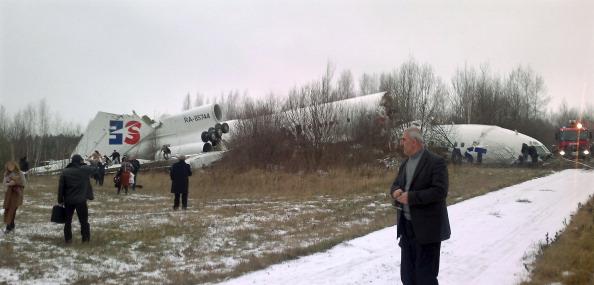 Авария самолета в «Домодедово»: пассажиры с Ту-154 доставлены в Махачкалу. Открыты горячие линии