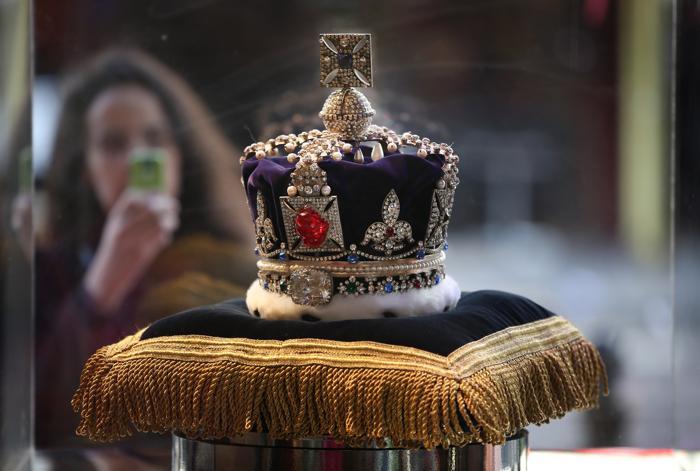 Фасад универмага  Harrods обновлён к юбилею правления британской королевы