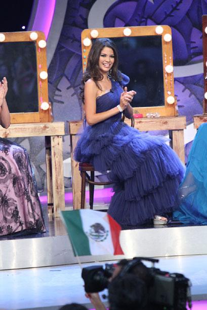 Ана Патрисия Гонсалес – новая королева красоты из Мексики. Фоторепортаж