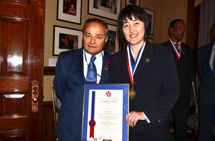 The Epoch Times (Великая Эпоха) получила награду в Канаде