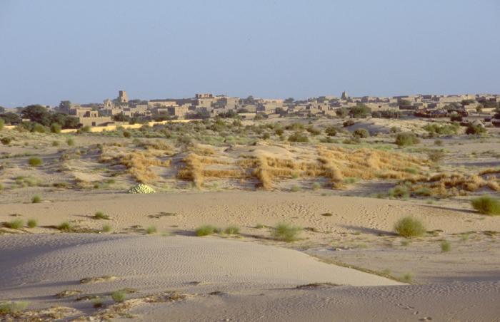 Исламисты разрушают в Мали памятники мирового культурного наследия
