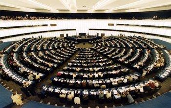 161 parl - Европарламент выступил против закупки в Китае товаров, произведённых в лагерях