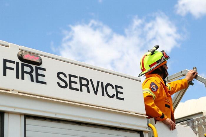 161 pozhaenie Avstralii - Пожарные в Австралии опять готовятся к аномальной жаре