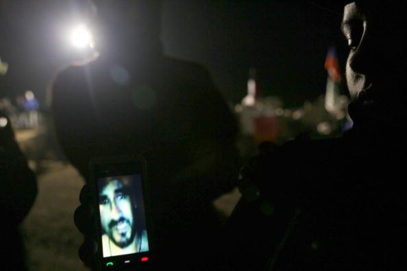 161 scil4 - Шахтёры в Чили, замурованные на глубине 700 метров, прислали видео о себе