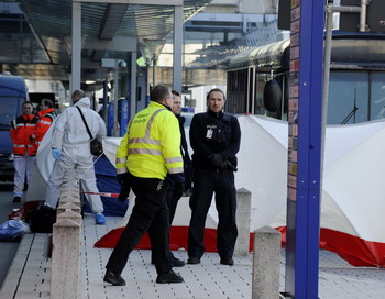 В аэропорту Франкфурта-на-Майне застрелены два американских солдата