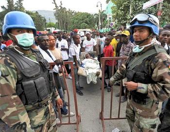 Хаос и вопросы безопасности на Гаити