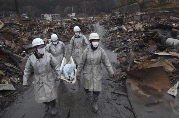 В Японии число жертв землетрясения превысило 6 500 человек