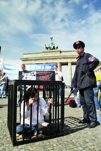 163 230310 03 FA - Палата представителей США призывает прекратить репрессии Фалуньгун