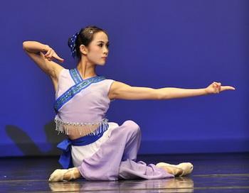163 300710 NTD - Телевидение  NTDTV объявляет четвертый Международный конкурс классического китайского танца