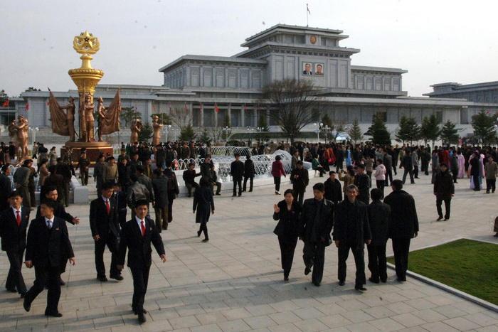 КНДР раскритиковала выступление южнокорейского президента Пак Кын Хе