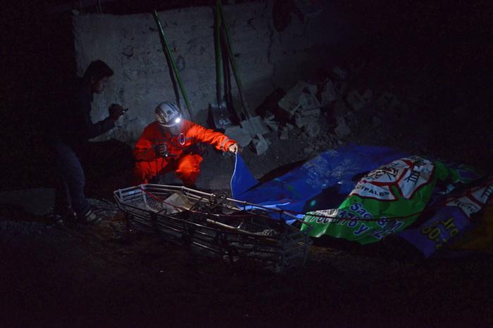 Число жертв землетрясения в Гватемале возросло до сорока восьми